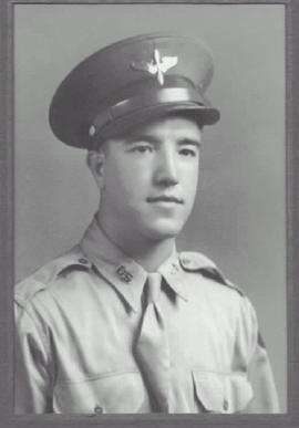 Samuel L. Cale, World War II bombardier and Prisoner of war