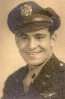 Lt. Paul Canin - World War II Radar Navigator - Mickey Man