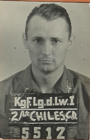 2nd Lt. Dwight Chiles - Stalag Luft I POW photo