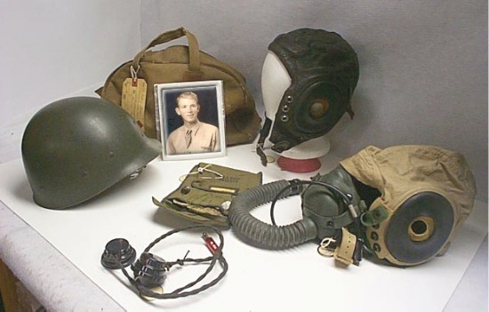 WWII Army Air Force gear