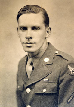 Sgt. Wendell J. Dunn-  Engineer 15th Air Force
