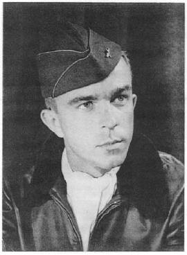 2nd Lt. Charles Law Early - WWII B-17 Pilot and POW
