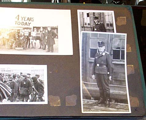 Henry Haslob's, Stalag Luft I guards,  personal photo album