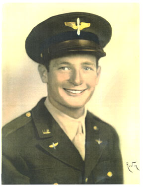 James Haffner- WWII B-17 bombardier and POW