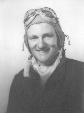 2nd Lt. Don Hyerdall- Bombardier and POW in  WWII