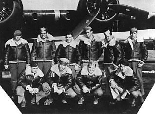 Crystal Ball crew - WWII