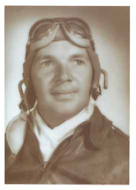 Lt. Herbert Markle - WWII pilot and POW escapee