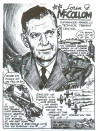 Major General Loren G. McCollom bio sketch