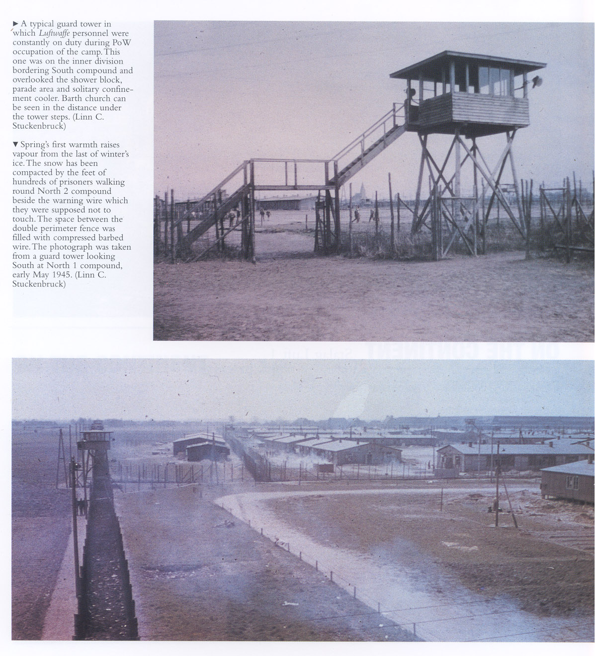 Stalag Luft I color photos page 2