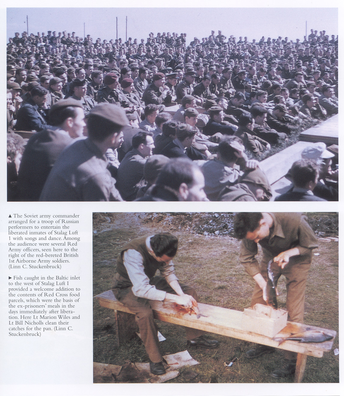 Stalag Luft I color photos page 3