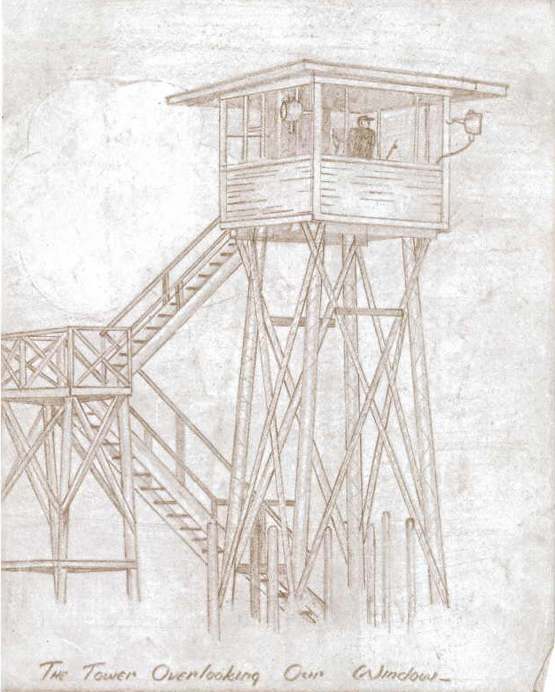 Guard Tower at Stalag Luft I